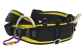 Safety harness, construction work climbing, mountain climbing, extra heavy automatic stitching
